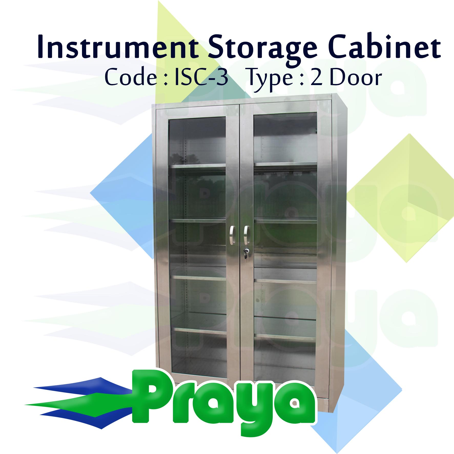Instrument Storage Cabinet