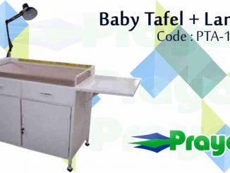 Baby Tafel + Lampu
