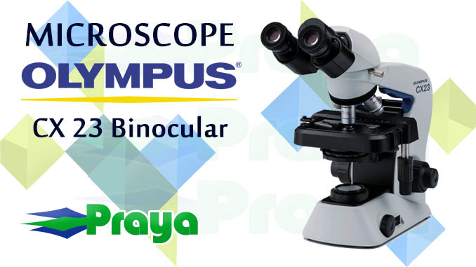 Microscope Olympus CX23 Binokular