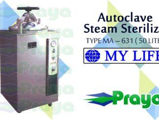 Autoclave Sterillisator MA–631