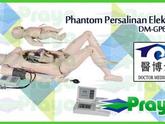 Manikin Persalinan Elektrik Full DM-GP6642