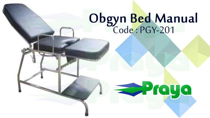 Obgyn Bed (Gynecology Chair)