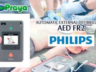 AUTOMATIC EXTERNAL DEFIBRILLATOR AED FR2