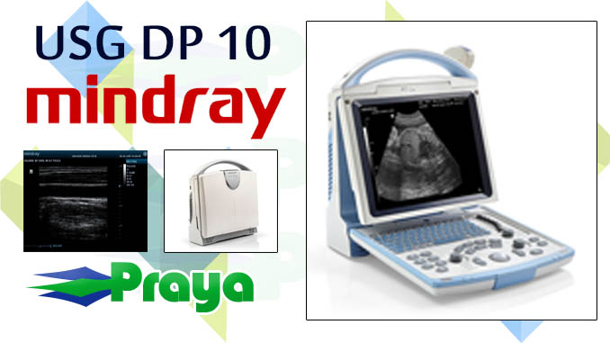 USG Mindray DP 10