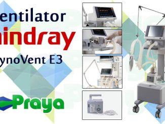 Ventilator Mindray SynoVent E3