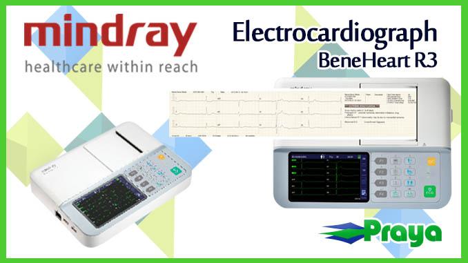 EKG Mindray Beneheart R3